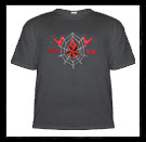 Royal Dead - Spider web t-shirt
